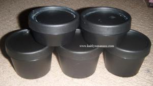 black pots lush